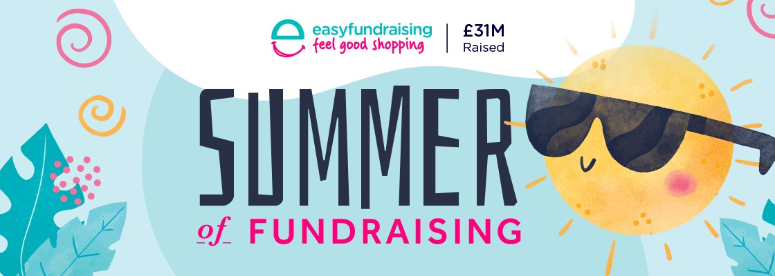 How to raise funds this summer with easyfundraising featured image